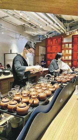 【Stacey識飲識食】深圳tea'stone泡「新腔調」 吧枱茗茶 六大系108種好茶