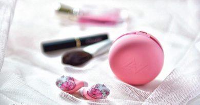 【聽出耳油】真無線耳機換殼襯衫 甜美粉紅、動畫聯名、8D環繞音效樣樣有