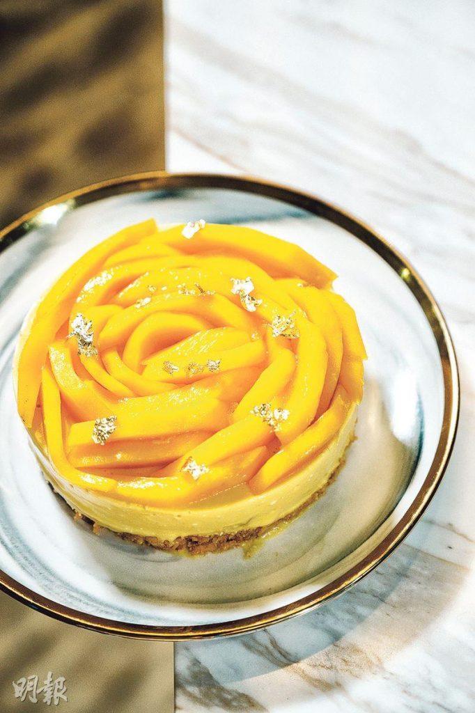 【甜品食譜】以花入饌 賣相滿分 DIY免焗甜點 啖啖透心涼
