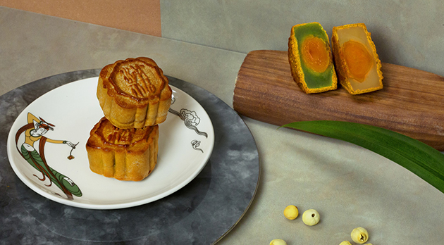 【又中秋】滿福樓迷你月餅 斑蘭、貓山王口味 預購優惠低至65折