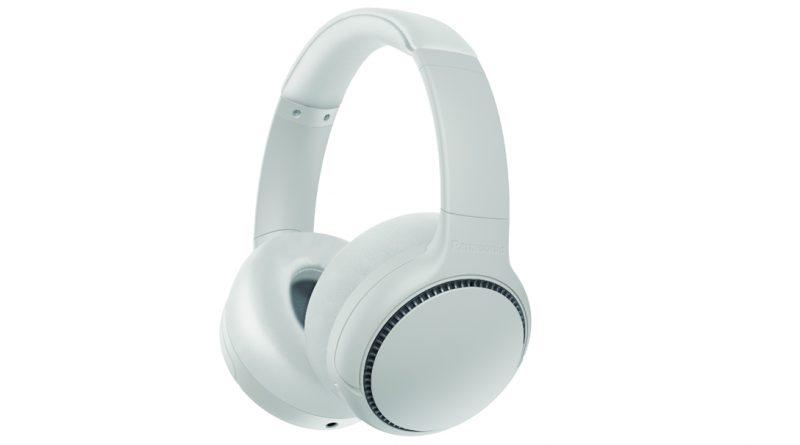 Panasonic全新藍牙頭戴式耳機強勁震撼重低音