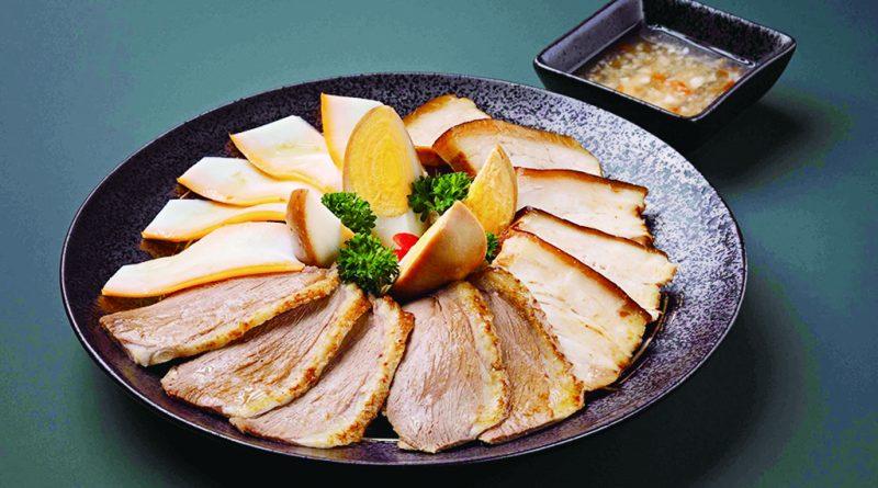 K11 MUSEA名潮食館提供多款正宗潮州經典菜式精緻點心