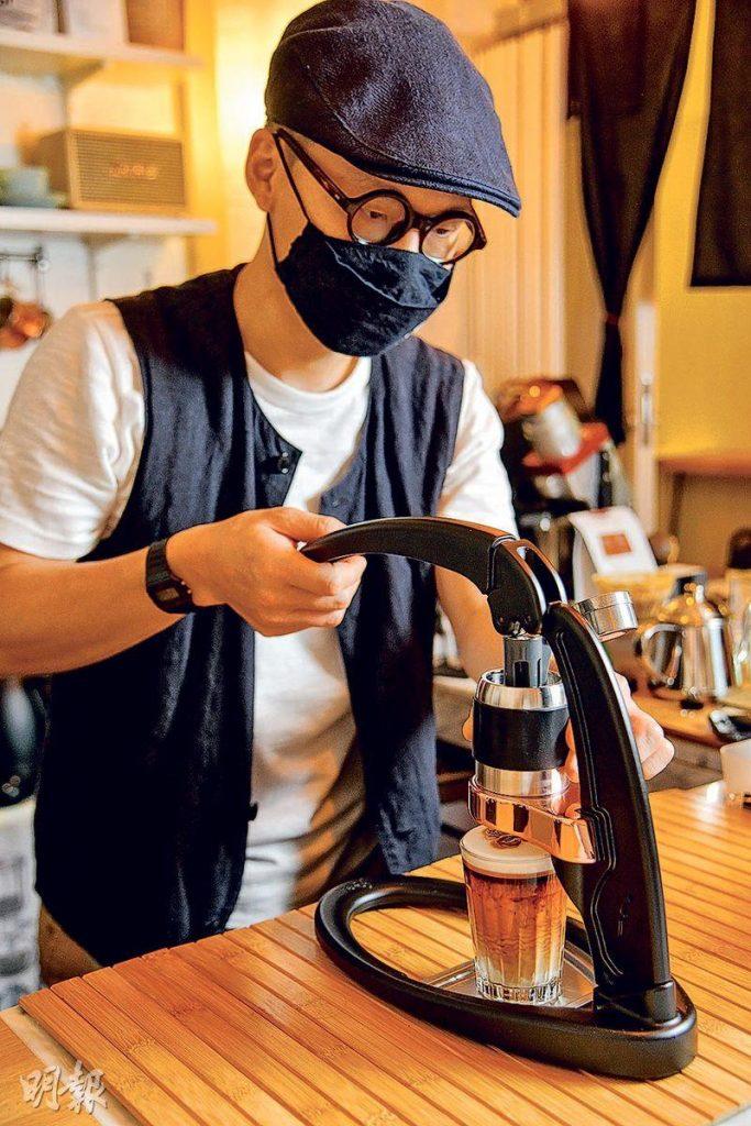 【啡人前】一隅空間一人主理 一杯咖啡一席安心地