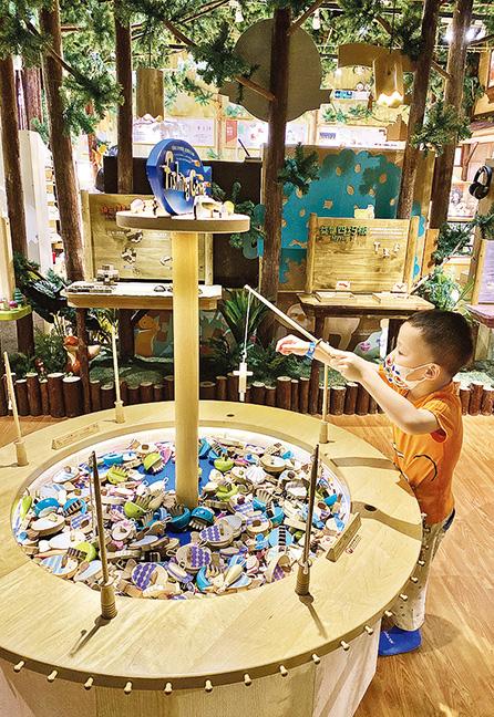 【遊走大灣區】Wooderful life親子遊樂場 DIY木製音樂盒 環保保育樹木