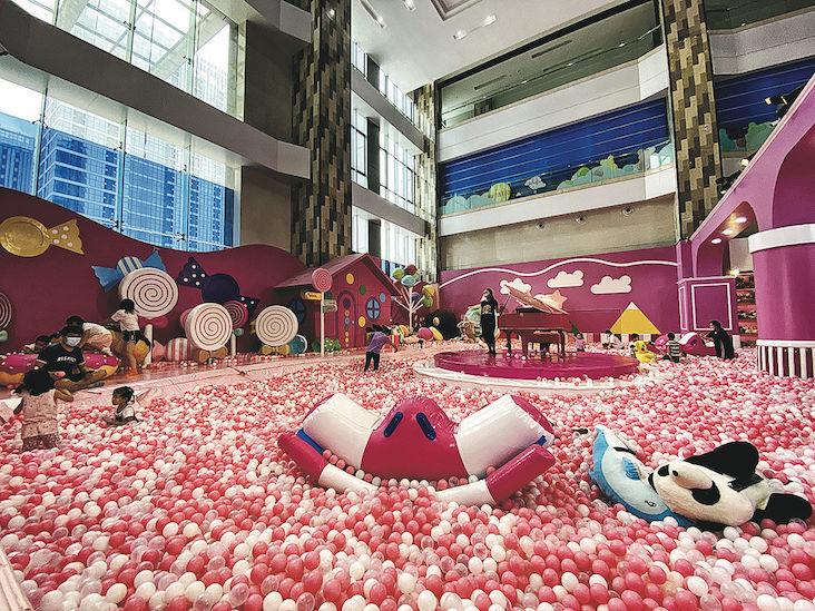 【遊走大灣區】深圳萬國城 最大室內遊樂場: 大夢探索樂園 Lego恐龍展親子玩足一日