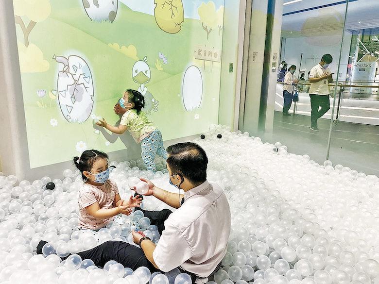 【遊走大灣區】深圳Ms.KIMO星漠親子餐廳 冰雪奇緣派對房 小兒放電 大人放閒