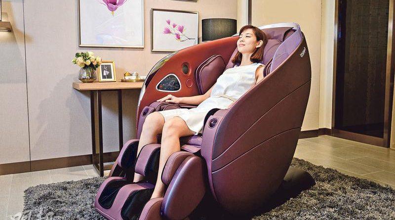 計算用家緊張指數 按摩椅為心靈按摩