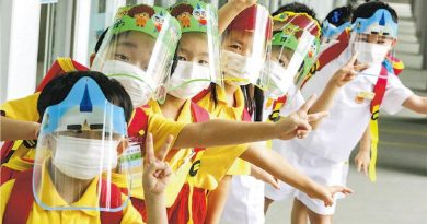 幼稚園及中小學全面恢復面授課堂 緊記做足防疫措施
