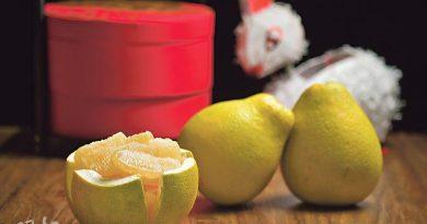 中秋水果生力軍 小巧香甜 台灣文旦柚變醜最好吃