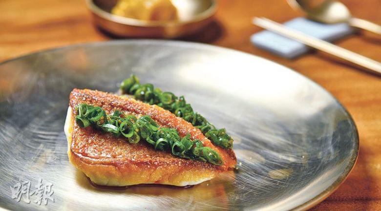 韓國創意星廚 risotto人參雞反傳統