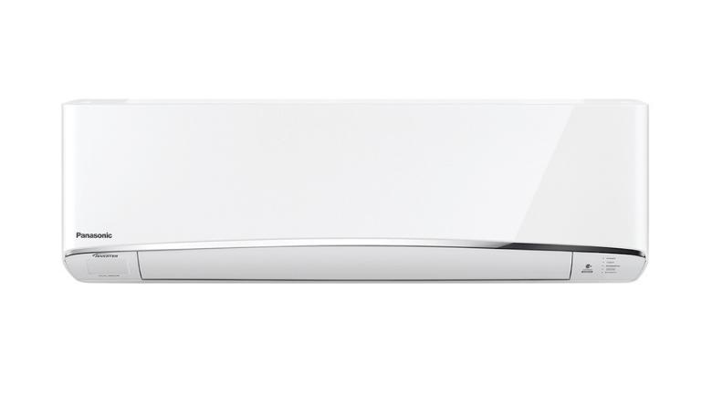 Panasonic變頻冷暖空調機 備納米離子空氣淨化技術