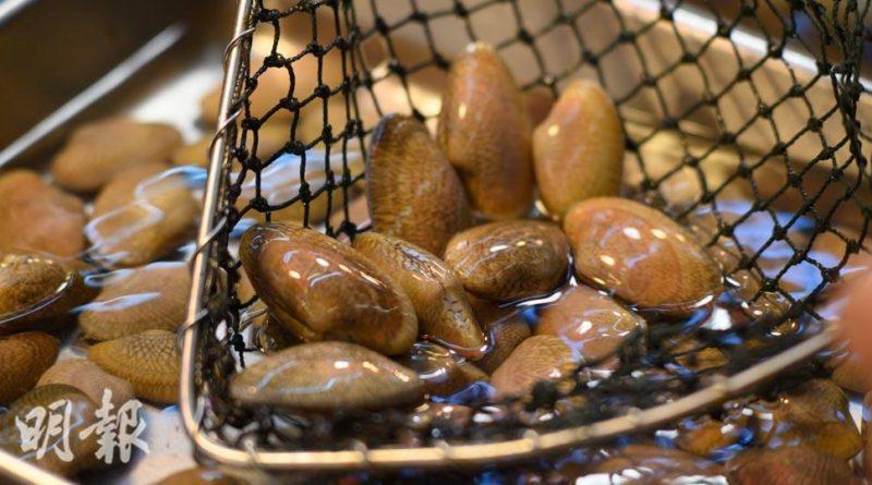 貝類海鮮水產處理3注意 宜摘內臟除外殼 淡鹽水吐沙效果最佳