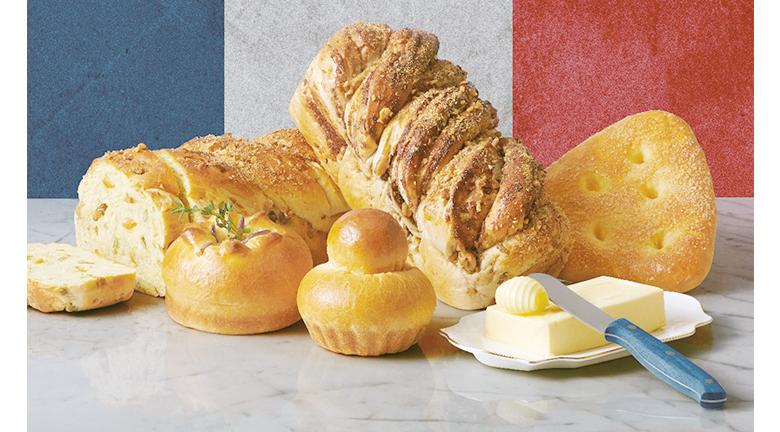 PAPER STONE BAKERY 全新「法國布里歐」麵包系列