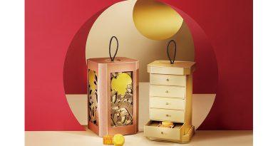 利園區與半島餅店首度聯乘的尊貴版半島花燈月餅禮盒