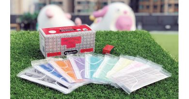 香港熔噴工廠 X 源吉林 再推Level 3慈善彩色口罩