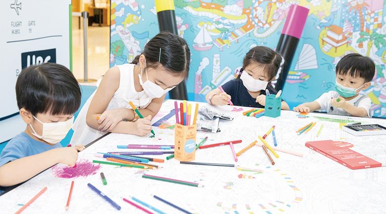 海港城引入法國著名創意品牌OMY