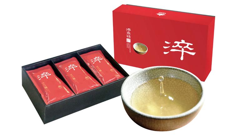 日芳珍饌淬魚精 牛奶魚精助養生養顏