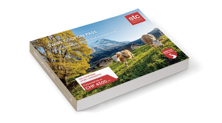 瑞士優惠券套票(Swiss Coupon Pass)
