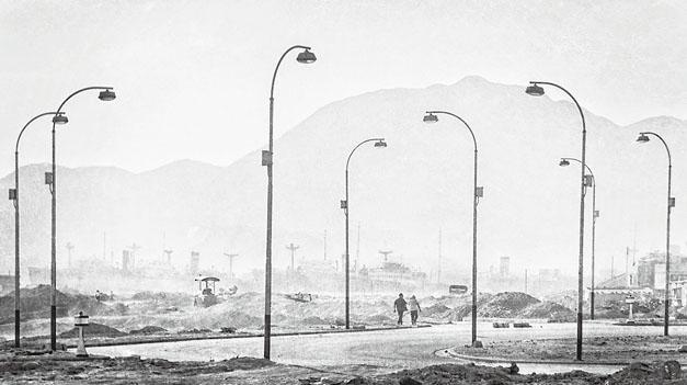 攝影展覽:黑白照中重遇老香港