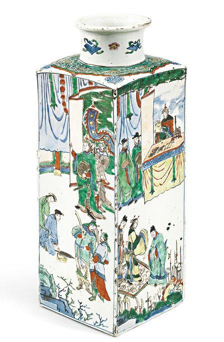 龍袍吸睛 花梨家具搶手 西方藏家 情迷中國珍品