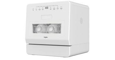 惠而浦全新SaniCare全自動座枱式洗碗碟機 潔淨抗菌一機過