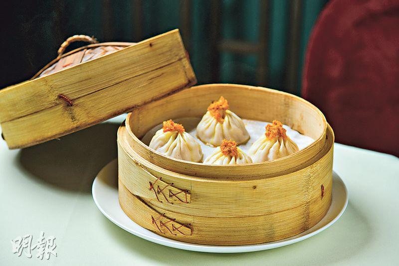 $400歎7道菜 淮揚名廚顯功架 大閘蟹宴 吃盡香滑脆嫩