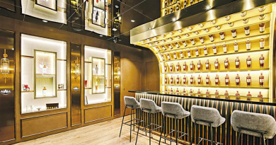 The Macallan Room 親嘗麥芽威士忌 L'Atelier Martell Shenzhen 體驗干邑提取流程