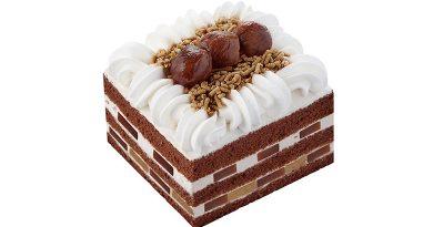 聖安娜「燕山鮮磨板栗蛋糕」系列 優質原粒栗子研磨製成