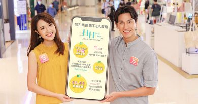 信和集團商場 「日日Jetso日日Live」 商戶電子現金券11折發售