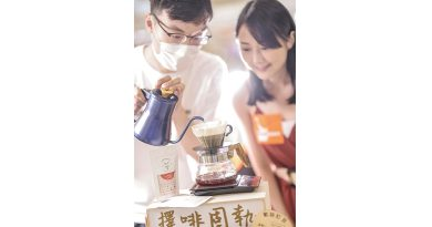HomeSquare「咖啡.家.市集」 濃情咖啡溶入品味生活