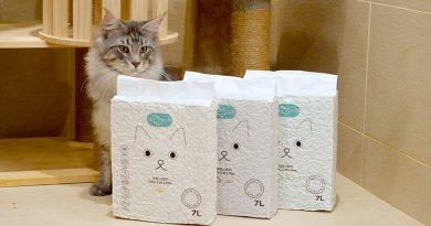 「猫の日常」日本配方豆腐貓砂三款不同味道 屈臣氏寵物藥妝有售