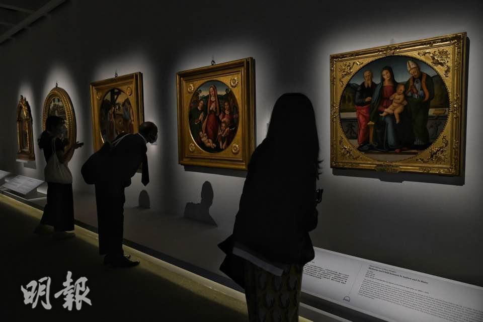 香港藝術館 x 意大利烏菲茲美術館 展出逾40件文藝復興作品【多圖】
