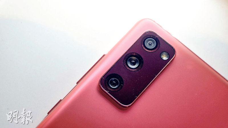 Samsung S20 FE 粉絲限定 5色戰隊登場