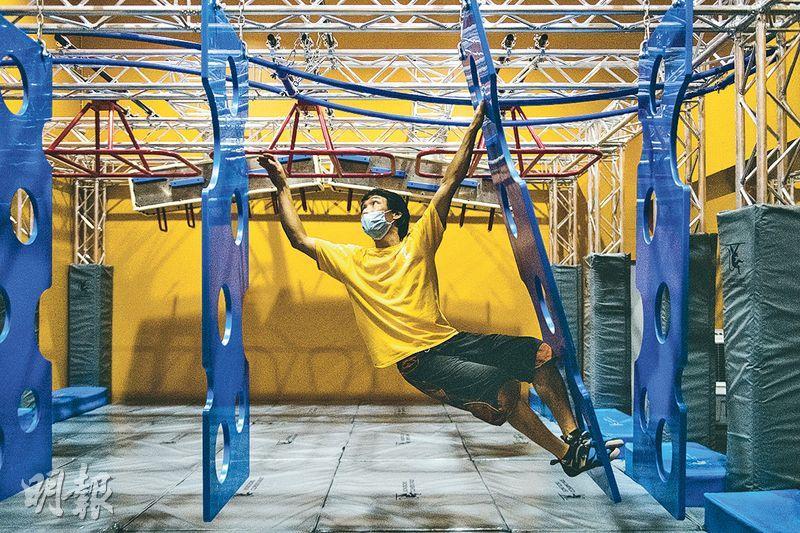 學做「爬手」?抱石運動盡享攀爬樂趣 挑戰體能、平衡及協調能力