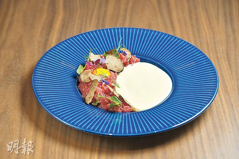 龍蝦熬湯煮risotto 海鮮彈牙 山頂歎8星級家常意味