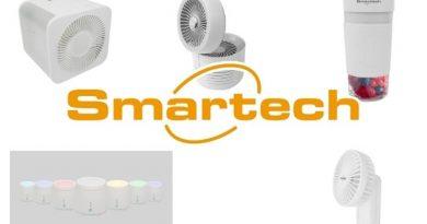 【網購免運優惠】Smartech 5大人氣家電推介 對抗炎熱天氣 隨時降溫預防中暑