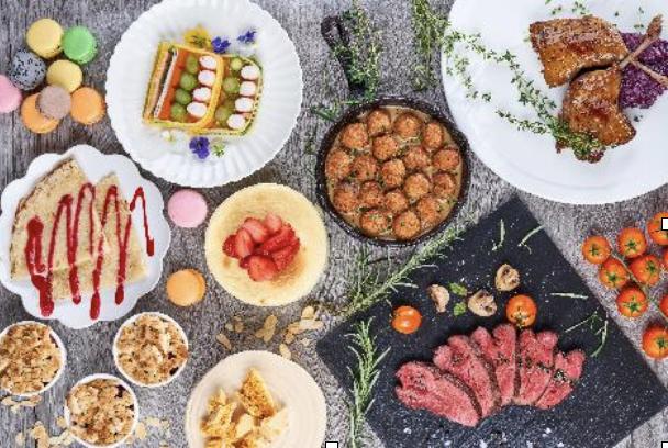 香港黃金海岸酒店聆渢咖啡廳 歐陸「味」力自助晚餐 讓味蕾環遊歐洲 享高達75折優惠