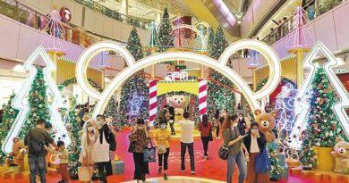 新地15商場 推聖誕節新年逾1800萬元多重消費優惠獎賞