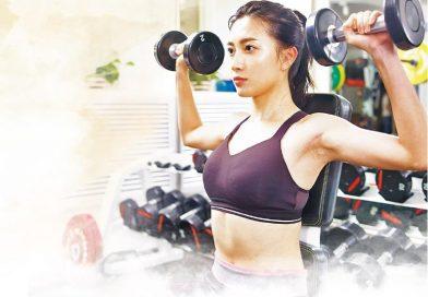 阻力訓練、有氧運動各有好處 4招消脂強肌