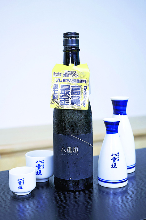 日本清酒威士忌 演繹細膩美學