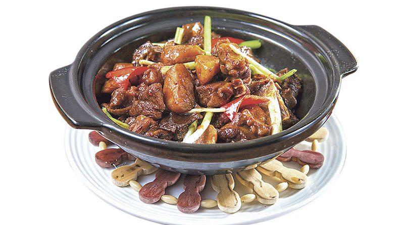 蒲昌酒莊 x 秋冬中菜Wine Pairing:羊腩煲、火鍋、北京烤鴨 各有美味配搭