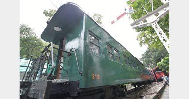 百年火車卡313號 登陸鐵路博物館 最大型陸路運送文物過程全覽 【短片】