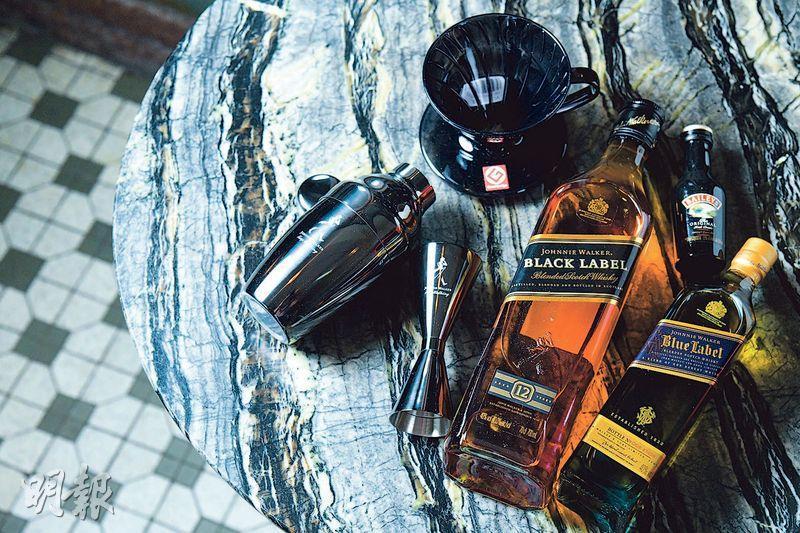 大師網上授徒 自製咖啡調酒 咖啡與威士忌 完美邂逅