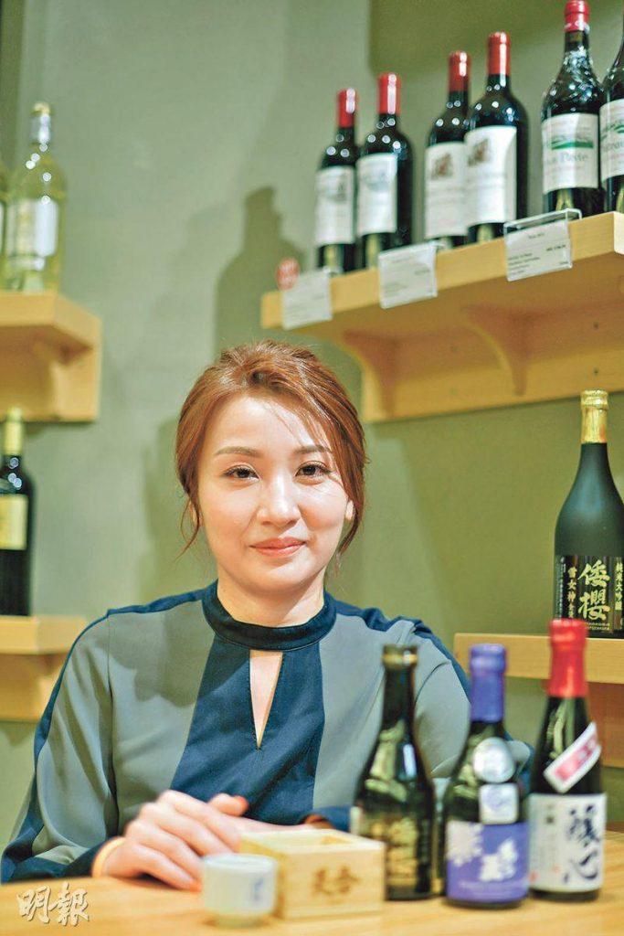 日本清酒:唎酒師教你品嘗「雪女神」清酒
