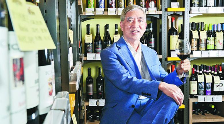 專訪資深傳媒人麥華章:從意大利Amarone苦酒尋找幸福愛情 釀酒中體會人生百味