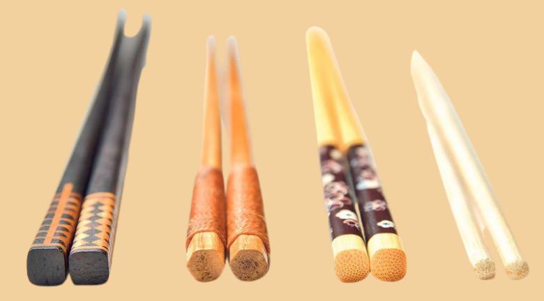 解構筷子丨點解中、日、韓筷子設計都唔同?