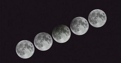 半影月食今年最後一次 5時38分月出後可觀賞