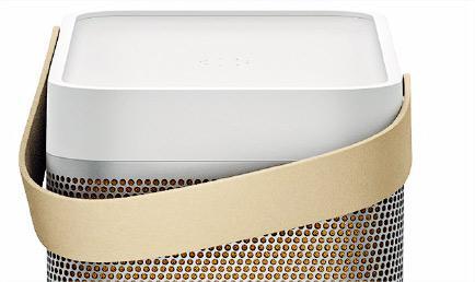 B&O 喇叭丨機頂無線充電 喇叭仔轟出強勁低音