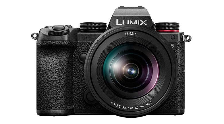 Panasonic全片幅數碼無反相機 LUMIX S5實現電影級拍攝效果