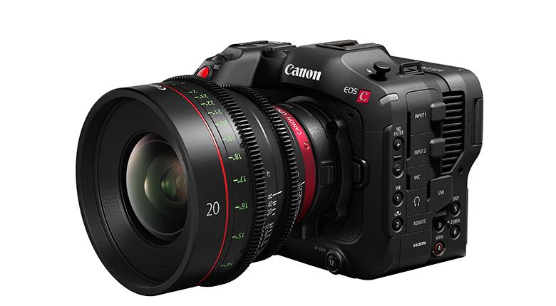 佳能 EOS C 70 正式發售 Cinema EOS 系列注入革命性光學科技:RF接環、強大4K攝錄功能 專業製作更靈活